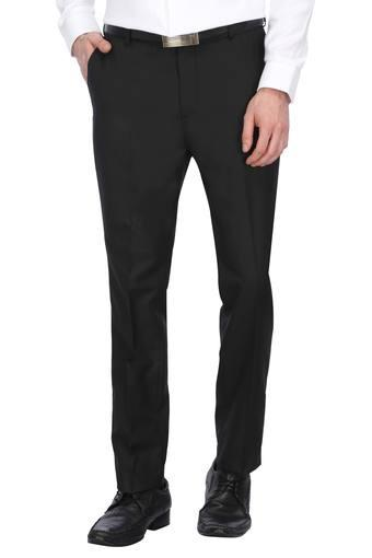 ARROW -  BlackFormal Trousers - Main