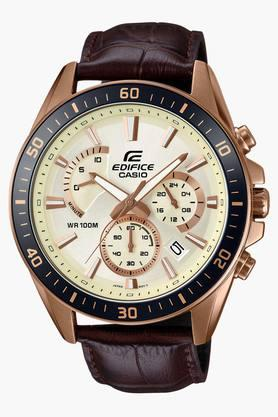 Mens EFR-552GL-7AVUDF (EX359) Edifice Analog Watch