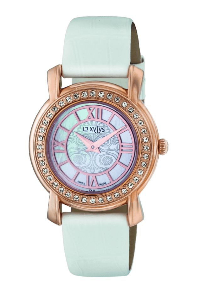 Womens MOP Dial Watch NE9764WL01