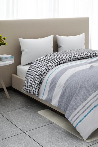 Stripe Double Comforter Cover
