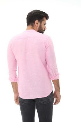 LIFE - PinkCasual Shirts - 1