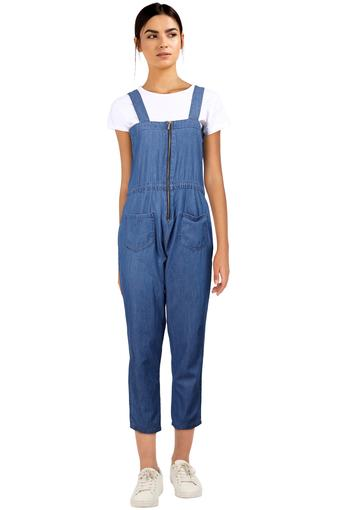 RS BY ROCKY STAR -  Indigo Palazzos & Jumpsuits - Main