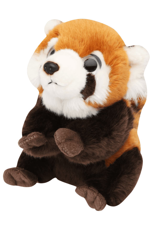 Unisex Red Panda Soft Toy