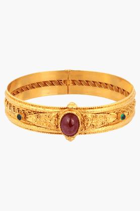 MALABAR GOLD AND DIAMONDSWomens 22 KT Gold Bangle - 201203407