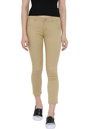 0ab56f9ada3271 Buy Devis Women Pants Online | Shoppers Stop
