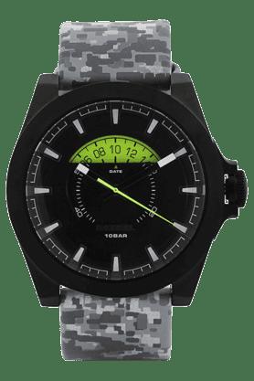 DIESELGray Casual Wrist Watch For Men- DZ1658I