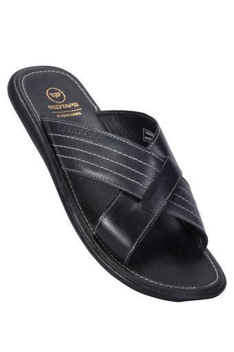 RED TAPE -  BlackSlippers & Flip Flops - Main