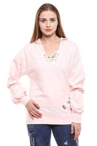 DISHA PATANI FOR GLAM LIFESTYLE -  PeachWinterwear - Main