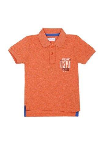 U.S. POLO ASSN. -  OrangeT-Shirts - Main