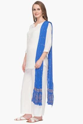 Womens Printed Crushed Dupatta