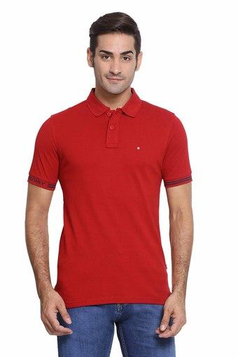 SWISS MILITARY -  RedT-Shirts & Polos - Main