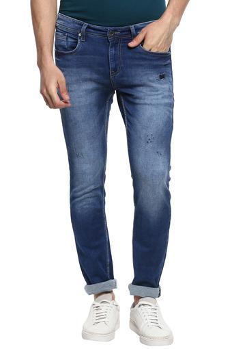 LIFE -  Mid BlueJeans - Main