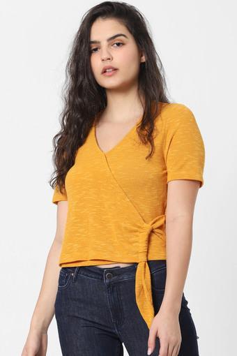 ONLY -  YellowT-Shirts - Main