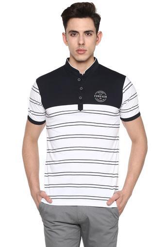 STOP -  WhiteT-shirts - Main