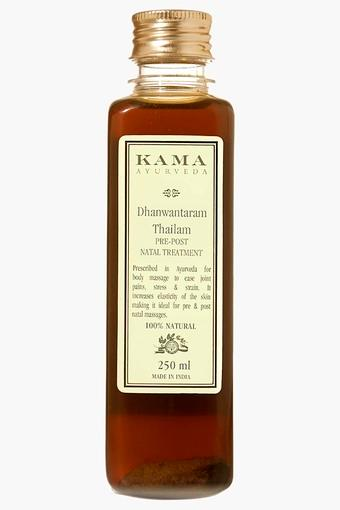 Dhanwantaram Thailam Pre-Post Natal Treatment Oil - 250 ML