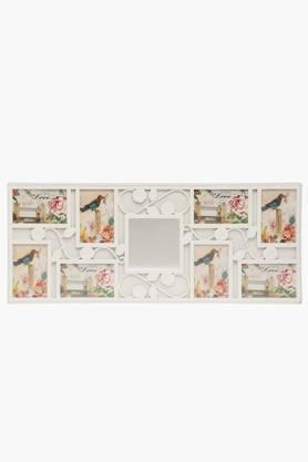 IVY Floral Collage Photo Frame