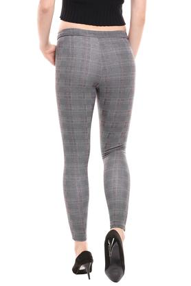 KRAUS - GreyTrousers & Pants - 1