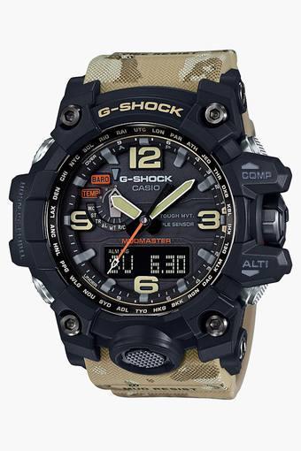 c28c0d9ddfd3d Buy CASIO Mens GWG-1000DC-1A5DR (G706) G-Shock Analog-Digital Watch ...