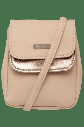 LAVIEWomens Emblica Snap Closure Sling Bag