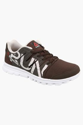 REEBOK Mens Mesh Lace Up Sports Shoes  ... - 201916461
