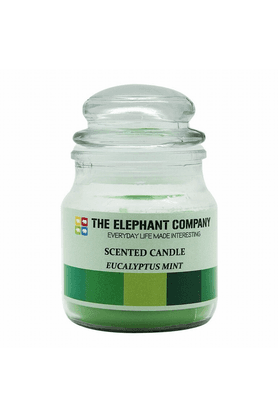 THE ELEPHANT COMPANY Yankee Jar Candles - Eucalyptus Mint