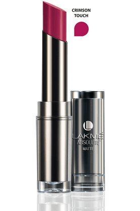 LAKME Absolute Sculpt Hi-Definition Matte Lipstick  3.7 G