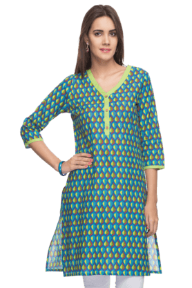 STOP Women Regular Fit Kurta