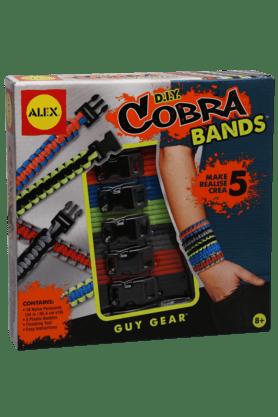 Alex Toys Inflatable Toys - Boys DIY Cobra Bands Set