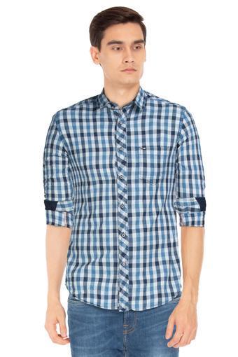 C332 -  IndigoCasual Shirts - Main