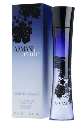 EMPORIO ARMANIArmani Code Femme - Perfume For Women - 50 Ml