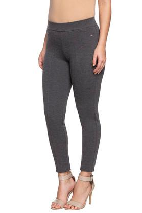 ALLEN SOLLY - Grey Trousers & Pants - 2
