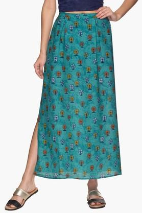 MINERAL Womens Printed Skirt