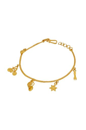 Whp Jewellers Womens Yellow Gold