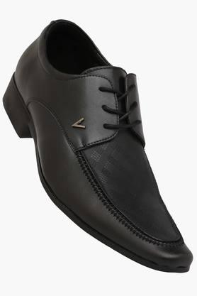 VENTURINI Mens Leather Lace Up Formal Shoes  ...