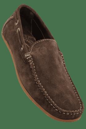 ALBERTO TORRESIMens Leather Slipon Loafer