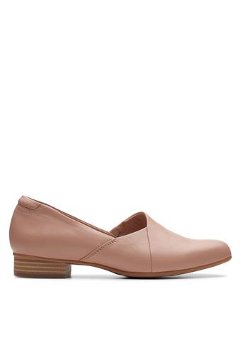 CLARKS -  Apricot Casuals Shoes - Main
