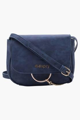 ELESPRY Womens Synthetic Leather Sling Bag