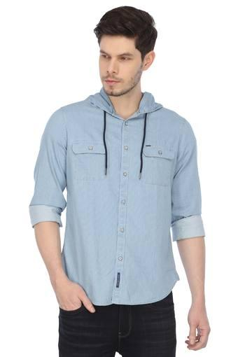 LEE COOPER -  Indigo Shirts - Main