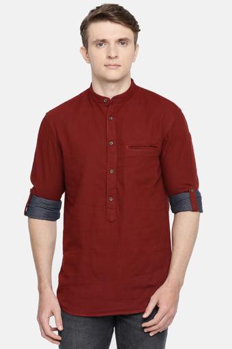CELIO -  RedCasual Shirts - Main
