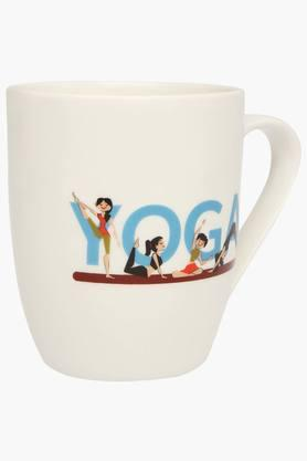 IVY Printed Coffee Mug - 201386344
