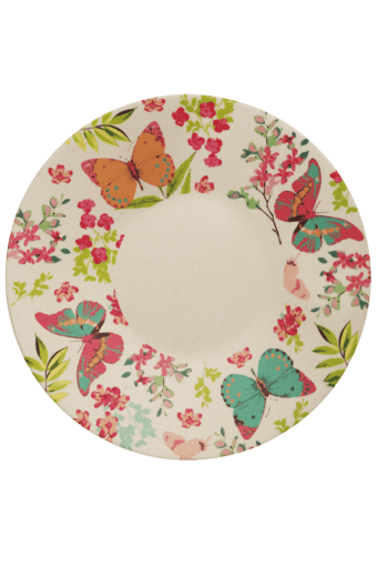 BACK TO EARTH -  Pink Mix Plates - Main