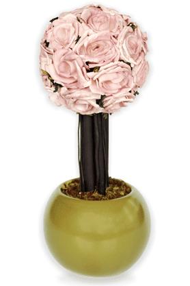DECO AROPink Floral Arrangement In Pot (NCP024)
