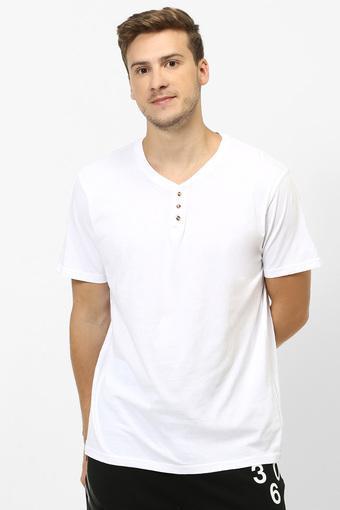 CELIO -  Off WhiteT-shirts - Main