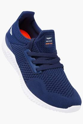 ATHLEISURE Mens Mesh Laceup Sports Shoes - 202699272