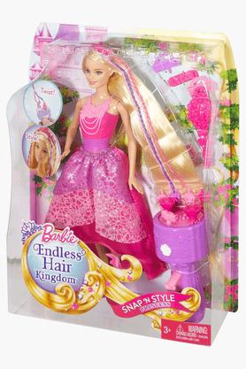 Hair Princess Feature Doll