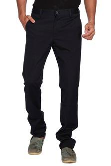 ALLEN SOLLY Allen Solly-Mens Slim Fit Cotton Trouser