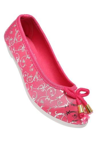Girls Casual Wear Slip On Ballerinas