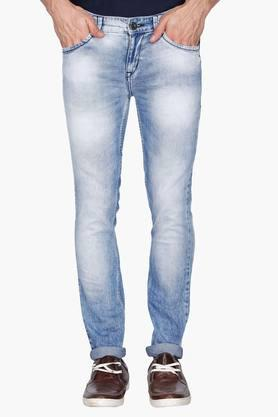 RS BY ROCKY STARMens 5 Pocket Stretch Jeans