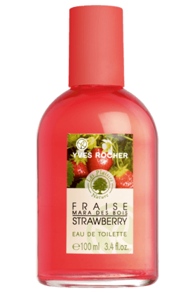 YVES ROCHER Les Plaisirs Nature Strawberry Edt 100ML
