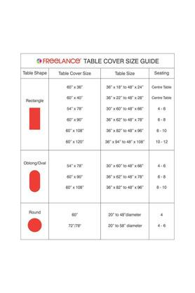 FREELANCE - Table Covers - 6